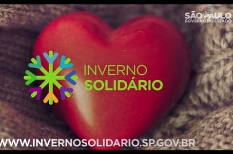 Fundo Social de SP lança Campanha Inverno Solidário 2020
