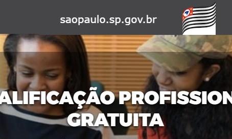 SP abre 340 vagas para cursos de qualificação profissional com bolsa-auxílio do Via Rápida