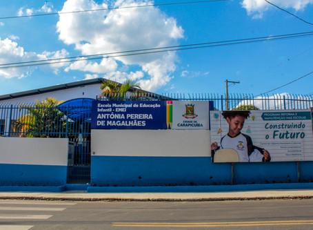 Carapicuíba: Prefeitura consulta paisde alunos sobre retorno das aulas presenciais