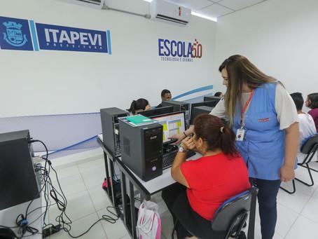 Itapevi oferece 315 vagas para cursos do Novotec Expresso
