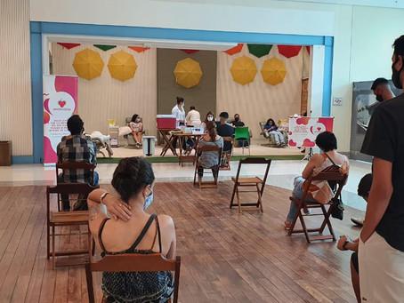 Granja Viana: Shopping lança programa de doação de sangue