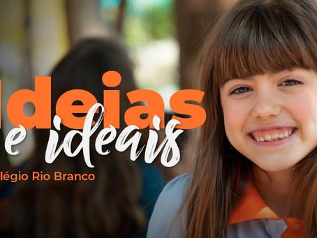 Granja Viana: Colégio Rio Branco fará evento online no próximo dia 03/12