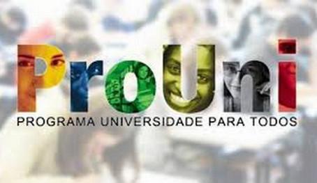 Inscrições no Prouni abrem nesta terça-feira (14) e encerram na sexta-feira (17)