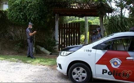 Aposentado é encontrado morto após roubo em chácara em São Roque