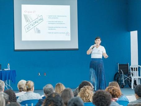 Cotia: Evento contou com palestras de empoderamento para mulheres empreendedoras