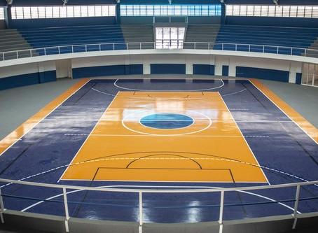 Cotia: Reforma do Ginásio Municipal de Esportes está concluída