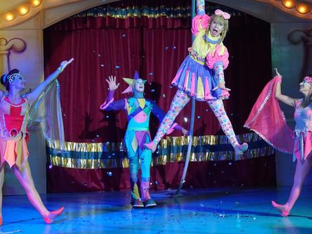 """""""Circo dos Sonhos no mundo da fantasia"""" retorna à Sorocaba"""