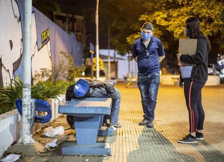 Cotia: Seis pessoas em situação de rua foram acolhidas com a criação do Canal de Atendimento