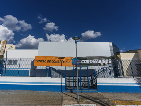 Itapevi reativa Centro de Combate ao Coronavírus, a partir de 8 de fevereiro