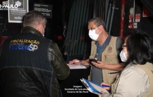 Força-Tarefa interrompe festa clandestina em Carapicuíba