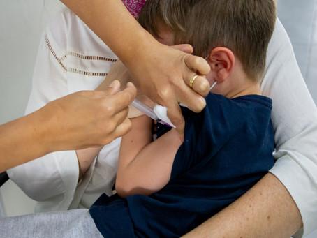 Carapicuíba realiza Dia D contra gripe