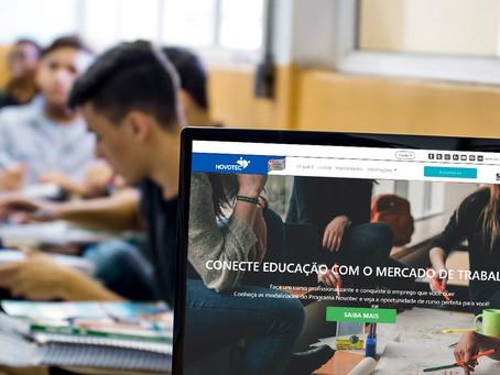 Inscrições para o Novotec Virtual estão abertas até 31 de maio
