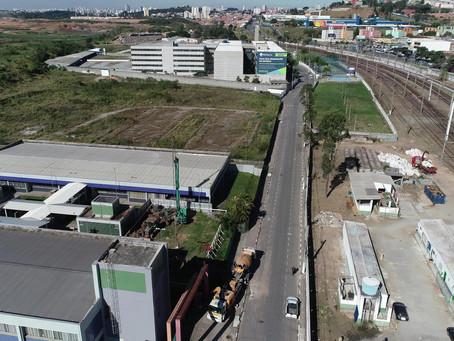 Carapicuíba inicia obra de nova passarela no Centro