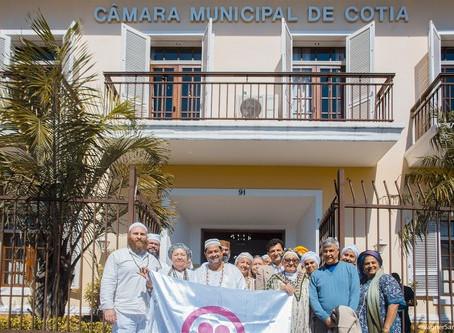 Domingo (26/07) acontece o 1º Café com Axé evento que antecede a Caminhada da Cultura de Paz