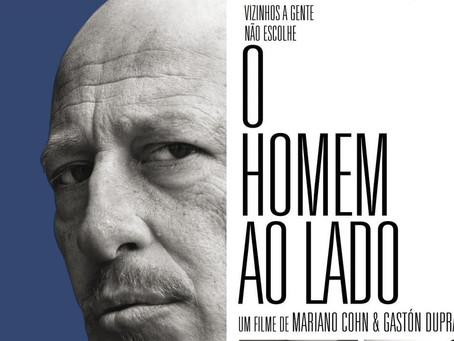 Cotia: 'O homem ao lado' será o tema do Bate-papo de Cinema de sábado, 11