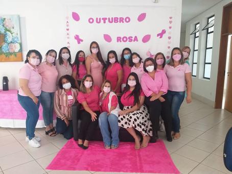 """Cotia: Clínica da Mulher celebra o """"Outubro Rosa"""""""