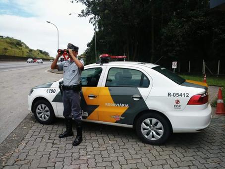 """Polícia Rodoviária inicia """"Operação Independência 2021"""" nas rodovias"""