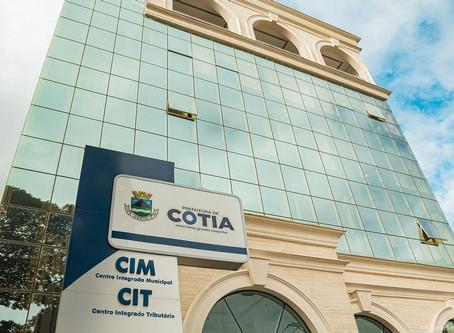 Prefeitura de Cotia prorroga a data de vencimento de tributos e taxa