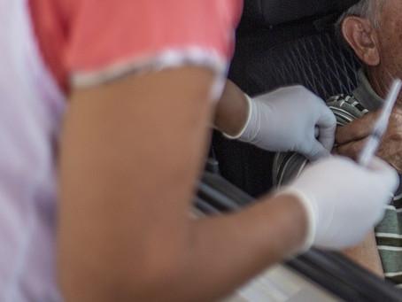 Dias 23 e 24/04, Cotia realiza três drive-thrus de vacinação contra a gripe