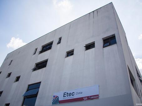 Inscrições abertas para os cursos gratuitos na Fatec e Etec de Cotia