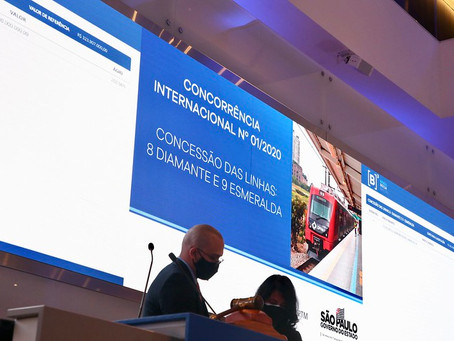 Consórcio Via Mobilidade ganha concessão da Linha 8 - Diamante e trará benefícios para Itapevi