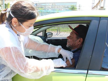 Carapicuíba terá Drive Thru de vacinação contra a gripe