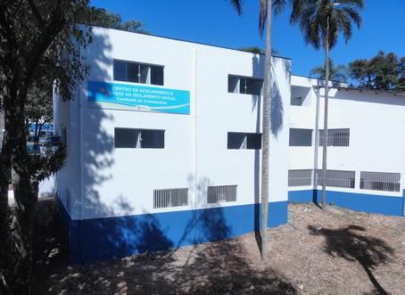 Carapicuíba prepara Centro de Acolhimento e Apoio ao Isolamento Social