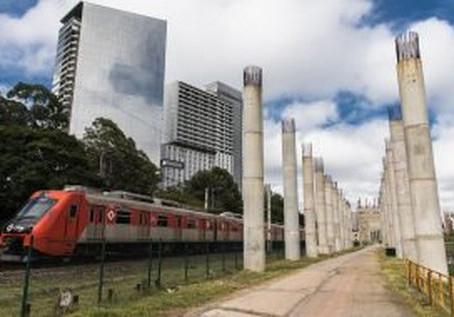 Metrô: Marginal Pinheiros terá trecho bloqueado para obras da Linha 17-Ouro