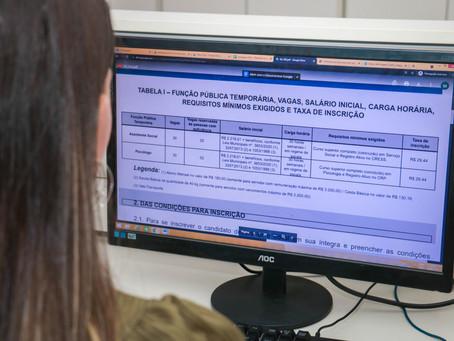 Carapicuíba abre processo seletivo com 60 vagas de psicólogo e assistente social