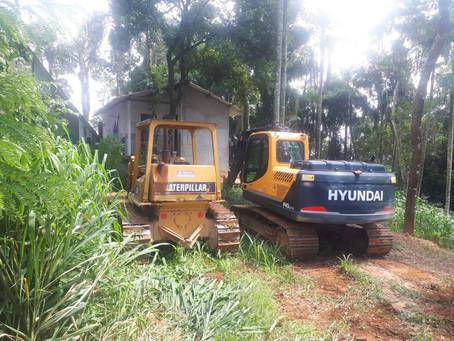 Polícia Ambiental flagra descumprimento de embargo em Embu das Artes