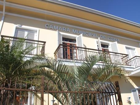 Cotia: Prefeito, vice-prefeita e vereadores tomam posse na Câmara Municipal no dia 1º de janeiro