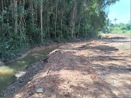 Desmatamento em Cotia: Polícia Ambiental embarga obras no Tabuleiro Verde