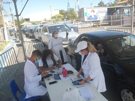 Covid-19: Aberto o agendamento para vacinação de idosos 60+ nesta segunda-feira(10), em Cotia