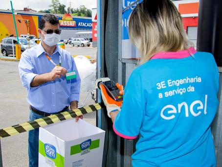 Programa Ecoenel: Assaí Carapicuíba agora tem posto de coleta de recicláveis