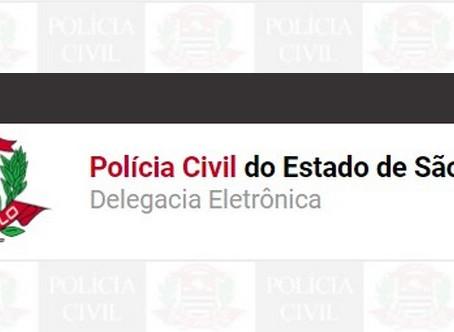 Segurança: Delegacias Eletrônicas de SP passam a registrar outros crimes
