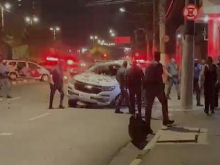 Osasco: Acidente mata Tenente de 25 anos e deixa dois policiais militares feridos