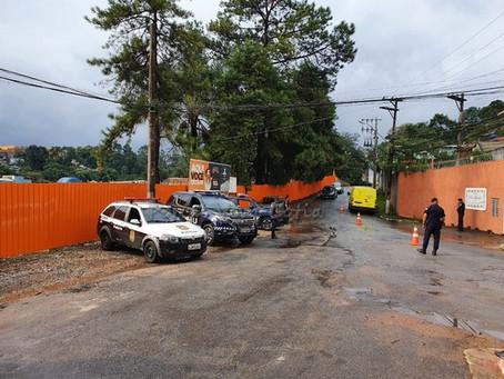 """Granja Viana: Polícia Civil e GCM realizam """"Operação Visibilidade"""""""