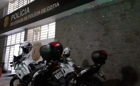 Policiais Militares prendem quadrilha suspeita de praticar sequestros relâmpagos em Cotia