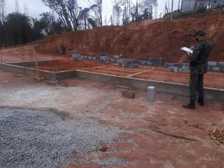 Cotia: Polícia Ambiental flagra novo desmatamento em área de Mata Atlântica