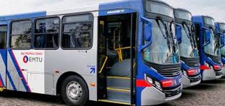 EMTU/SP determina aumento do número de ônibus nos fins de semana em 15 linhas intermunicipais