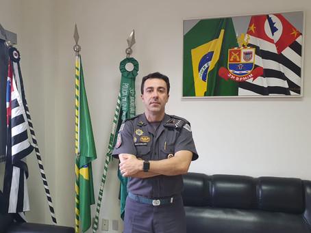 """Polícia Militar: Novo Comandante assume o 33º BPM/M e inicia o programa """"Olho Vivo"""""""