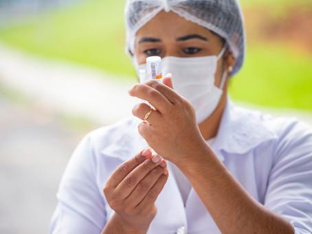 Cotia implanta sistema de agendamento de vacinação contra a Covid-19