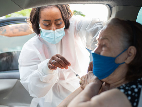 Itapevi: Vacinação contra Covid-19 para idosos acima de 80 anos começa na próxima segunda-feira