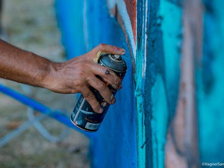 Artistas visuais de Cotia vão criar o maior mural de grafite da cidade