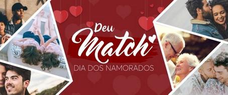 """Shopping comemora o amor no Dia dos Namorados com a campanha """"Deu Match"""""""