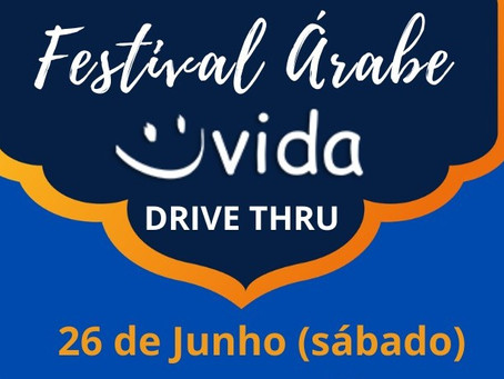 Casa de Apoio realiza o 1º Festival Árabe