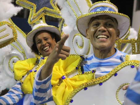 "Raposo Shopping ""resgata"" alegria do Carnaval"
