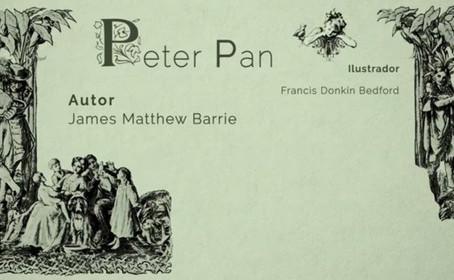 """Governo de SP disponibiliza """"Peter Pan"""" e outros livros em formatos acessíveis"""