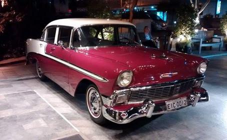 Raposo Shopping celebra Dia dos Pais com exposição de carros antigos