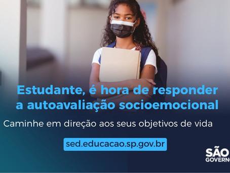 """""""Projeto de Vida"""" trabalha habilidades socioemocionais e incentiva alunos a perseguirem seus sonhos"""
